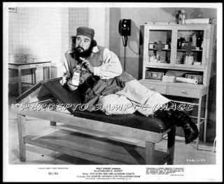 BLACKBEARD'S GHOST ~ '76 Walt Disney Movie Photo ~  Alcohol & PETER USTINOV