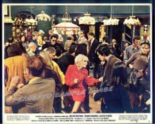 CACTUS FLOWER ~ Orig '69 Color Movie Photo ~ Disco GOLDIE HAWN