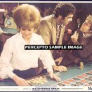 CALIFORNIA SPLIT ~ '74 Vegas Roulette Movie Photo ~ GEORGE SEGAL