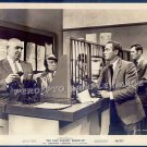 CASE AGAINST BROOKLYN ~  '58 Noir Movie Photo ~  DARREN McGAVIN