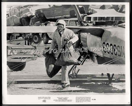 CHARLEY VARRICK ~ Orig '73 Movie Photo ~  WALTER MATTHAU
