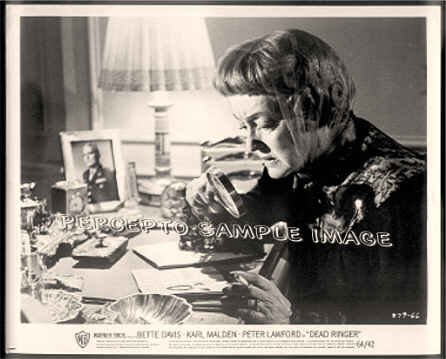DEAD RINGER  ~ Orig '64 Movie Photo ~BETTE DAVIS Deception