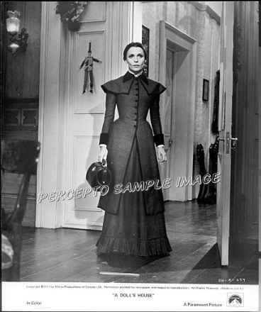 A DOLL'S HOUSE  ~ Orig '73 Movie Photo ~  CLAIRE BLOOM