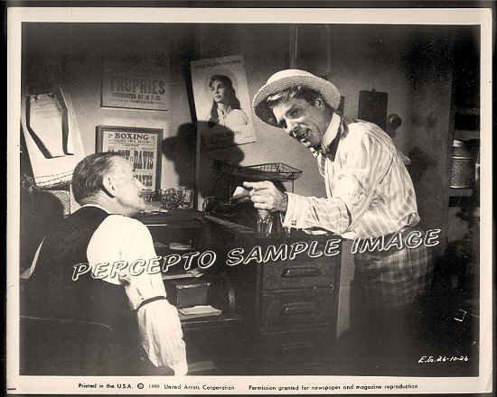 ELMER GANTRY ~  Ex-Cond '60 Movie Photo ~ BURT LANCASTER