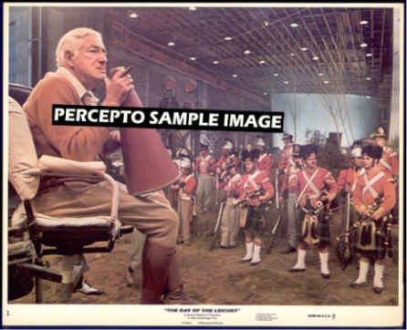 DAY OF THE LOCUST  Orig '74 Color Movie Photo!  WILLIAM CASTLE