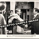 HOTEL  ~ Orig '67 Movie Photo ~  KEVIN McCARTHY / ROD TAYLOR