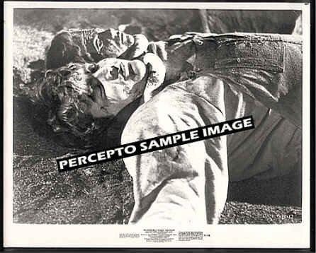 INCREDIBLE 2-HEADED TRANSPLANT ~ Orig '71 CREATURE MOVIE PHOTO ~ AIP HORROR