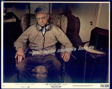 KOTCH  ~ Orig '71 Color Movie Photo ~  WALTER MATTHAU