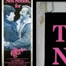 GOODBYE GIRL - '77 DOOR PANEL Movie Poster! - NEIL SIMON / MARSHA MASON / RICHARD DREYFUSS