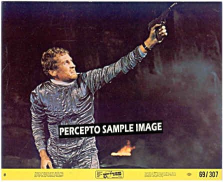 JOURNEY To The FAR SIDE Of The SUN ~ Orig '69 Sci-Fi Movie Photo ~ ROY THINNES