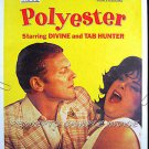 POLYESTER ~ Orig '81 1-Sheet Movie Poster ~ DIVINE / JOHN WATERS / TAB HUNTER / EDITH MASSEY