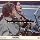 LOVE STORY ~ Orig '70 Color Movie Photo ~ RYAN O'NEAL & ALI MacGRAW