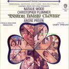 INSIDE DAISY CLOVER ~ '64 Stereo NATALIE WOOD Movie Soundtrack Vinyl LP ~ ANDRE PREVIN / DORY PREVIN