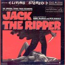 JACK THE RIPPER ~ Rare '60 Stereo Movie Soundtrack Vinyl LP ~ PETE RUGOLO / JIMMY McHUGH