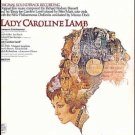 LADY CAROLINE LAMB ~ NEW '73 SARAH MILES Movie Soundtrack Vinyl LP ~ RICHARD RODNEY  BENNETT