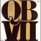 QB VII ~  Rare OUT OF PRINT '74 TV MOVIE SCORE Vinyl LP ~ JERRY GOLDSMITH