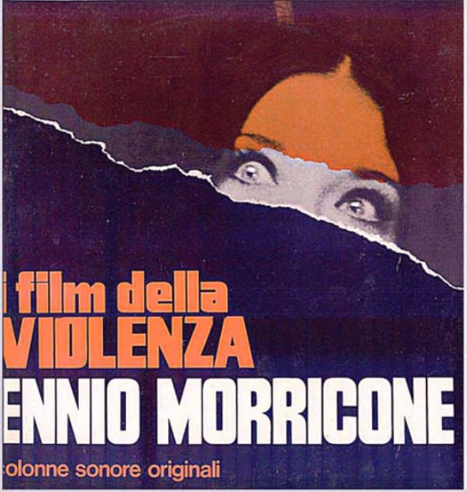 ENNIO MORRICONE / FILMS OF VIOLENCE ~ Vinyl 2-LP Movie Soundtracks ~ CRYSTAL PLUMAGE / SICILIAN CLAN