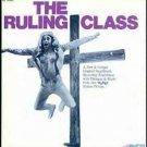 The RULING CLASS -  Nr-Mint OOP '72 Movie Soundtrack Vinyl LP - PETER O'TOOLE / JOHN CAMERON