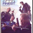 LAST OF THE FINEST ~ '90 1-Sheet Cop Drama Movie Poster ~ BILL PAXTON / BRIAN DENNEHY / JEFF FAHEY