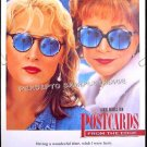 POSTCARDS FROM THE EDGE ~ '90 1-Sheet Movie Poster ~ MERYL STREEP / SHIRLEY MacLAINE / DENNIS QUAID