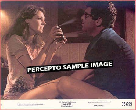 WHIFFS - Sexy Orig '75 Movie Photo - JENNIFER O'NEILL / ELLIOTT GOULD