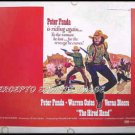 The HIRED HAND ~ '71 Half Sheet Western Movie Poster ~ Peter FONDA / Warren OATES