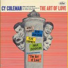 The ART OF LOVE ~ Ex-Cond Out-Of-Print '65 DICK VAN DYKE Movie Soundtrack Vinyl LP ~ CY COLEMAN