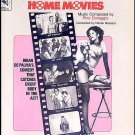 HOME MOVIES ~ Nr-Mint '80 BRIAN DePALMA Movie Soundtrack Vinyl LP ~ PINO DONAGGIO