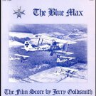 The BLUE MAX ~ Near-Mint '66 Movie Soundtrack Vinyl LP ~ JERRY GOLDSMITH