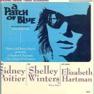 A PATCH OF BLUE ~ Out-Of-Print 1965 Original Movie Soundtrack Vinyl LP ~ JERRY GOLDSMITH