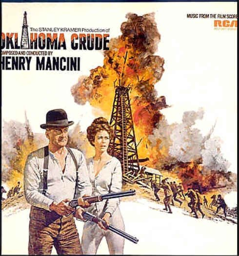 OKLAHOMA CRUDE ~ NEW Mint Out-Of-Print '73 Movie Soundtrack ~ Vinyl LP ~ HENRY MANCINI