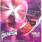The PHANTOM ~ Orig '97 1-Sheet Movie Poster ~ SUPER HERO / BILLY ZANE / KRISTY SWANSON