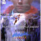 WHITE WATER SUMMER ~ Ex-Cond '87 1-Sheet Movie Poster ~  KEVIN BACON / RAFTING ACTION