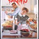 PARENTS ~ '87 Cannibal Horror 1-Sheet Movie Poster ~ RANDY QUAID / MARY BETH HURT / SANDY DENNIS