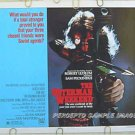 OSTERMAN WEEKEND ~ '83 Half-Sheet Movie Poster ~ SAM PECKINPAH / RUTGER HAUER / BURT LANCASTER