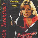 SWITCHBLADE SISTERS ~ '96 Quentin Tarantino 1-Sheet Movie Poster ~ JACK HILL / KITTY BRUCE