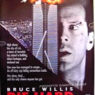 DIE HARD ~ Original 1988 Rolled 1-Sheet Movie Poster ~ BRUCE WILLIS / BONNIE BEDELIA