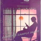 COLOR PURPLE ~ '85 1-Sheet Movie Poster ~ WHOOPI GOLDBERG / DANNY GLOVER / STEVEN SPIELBERG