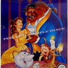 BEAUTY AND THE BEAST ~ WALT DISNEY Orig '92 1-Sheet Movie Poster ~ ANIMATION ART