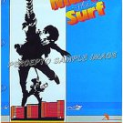 MURPH THE SURF ~ '85 Action Caper Movie Poster ~ ROBERT CONRAD / DON STROUD / DONNA MILLS