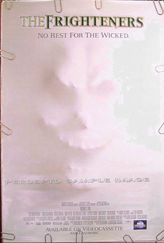 THE FRIGHTENERS ~ '96 1-Sheet Horror Movie Poster ~ MICHAEL J FOX / JOHN ASTIN / DEE WALLACE STONE