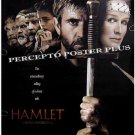 HAMLET ~ '90 1-SHEET Movie Poster ~ MEL GIBSON / GLENN CLOSE / ALAN BATES / HELENA BONHAM CARTER