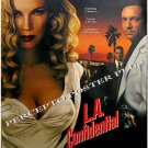 L.A. CONFIDENTIAL ~ '97 1-Sheet Noir Movie Poster ~ KIM BASINGER / RUSSELL CROWE / KEVIN SPACEY