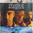 THREE KINGS ~ '00 1-Sheet Movie Poster ~ George CLOONEY / Mark WAHLBERG / Nora DUNN