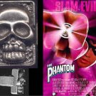 THE PHANTOM / SKULL RING ~ Orig '96 Limited Edition SUPERHERO MOVIE Promo Jewelry ~ BILLY ZANE