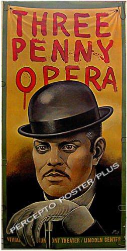 The Threepenny Opera 76 Paul Davis Art Broadway Theatre