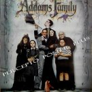 The ADDAMS FAMILY ~ '91 1-Sheet Movie Poster ~ ANGELICA HUSTON / RAUL JULIA / CHRISTINA RICCI