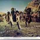 WHEN DINOSAURS RULED THE EARTH ~ Sexy '70 Caveman Movie Photo ~ VICTORIA VETRI / ANGELA DORIAN