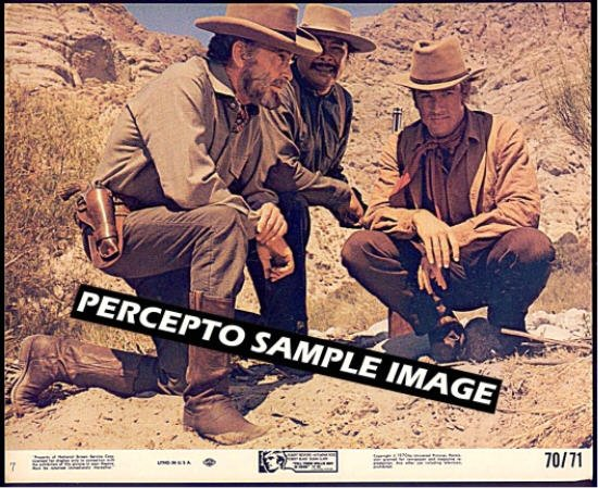 TELL THEM WILLIE BOY IS HERE ~ Ex-Cond Orig '70 Movie Photo ~ ROBERT REDFORD
