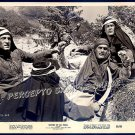 SWORD OF ALI BABA  ~ '65 Original Movie Photo ~ CAPTIVE / PETER MANN